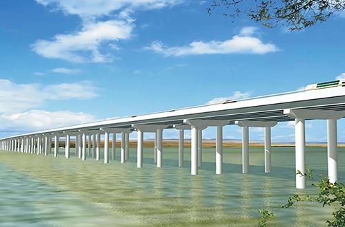 高架桥如何施工?
