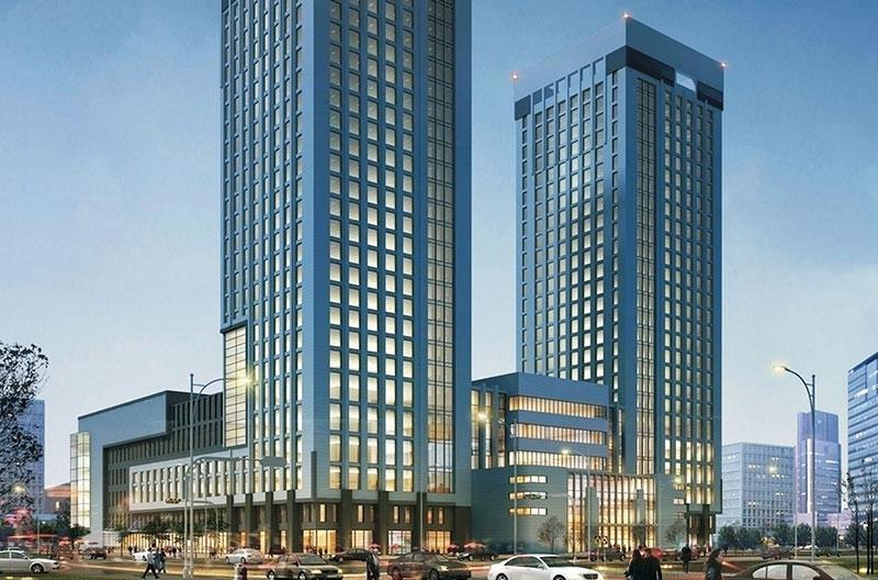 大汉口国际数码城项目