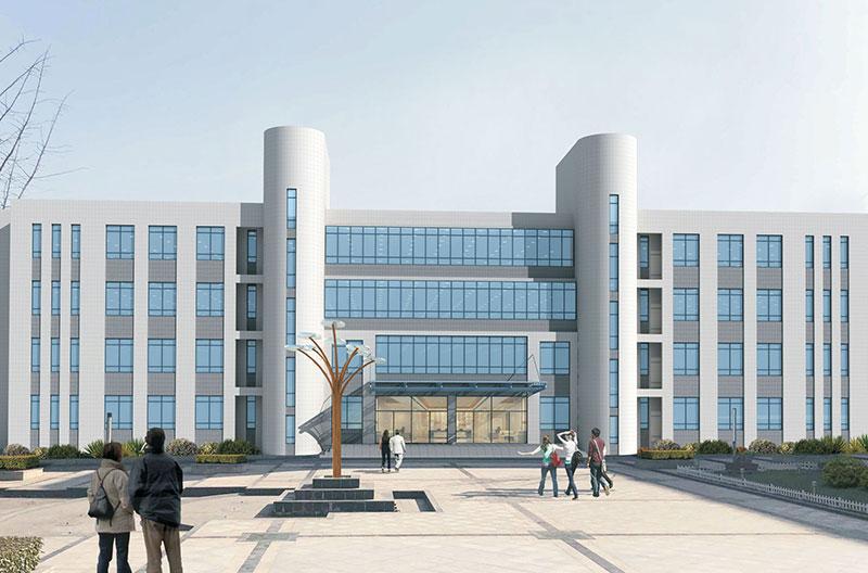 黄石市第二中学实验楼装修改造工程项目