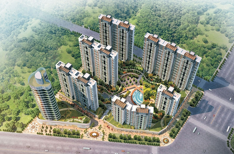 百隆东方城项目