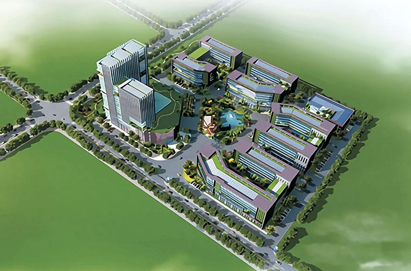 格林美(武汉)城市矿产循环产业园项目